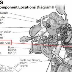 Usb Outlet Wiring Diagram 2002 Kia Spectra Starter Tutorial: Collegare Il Tomtom Rider Al F800 Gs O 1200   Vita Di Un Motociclista