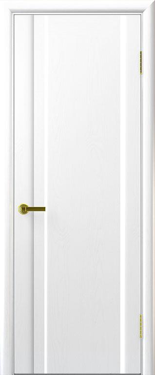Дверь межкомнатная Техно 1 Ясень жемчуг Глухая