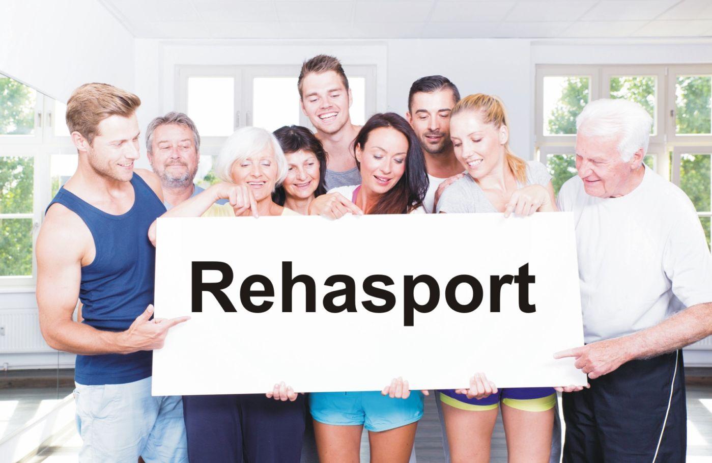 Rehasport Kurse in Reken, Gescher und Coesfeld
