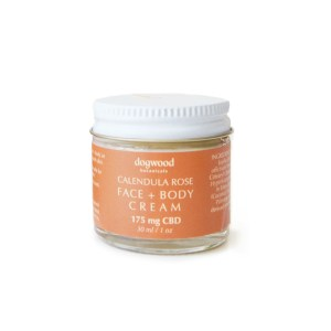Calendula CBD Cream