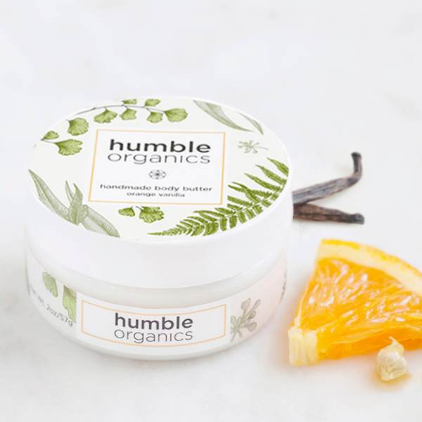 Orange Vanilla Body Butter
