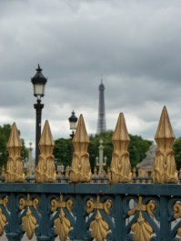 Eiffel Tower, taken from Place de la Concorde