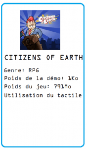 Citizens od Earth