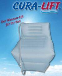Badewannenlift / Wannenlift aufblasbar - ***Cura-Lift ...