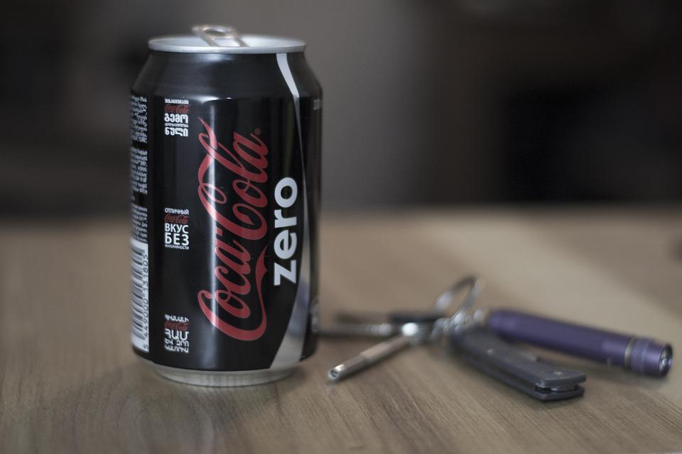 Cola Falsche Produkte die das Abnehmen erschweren