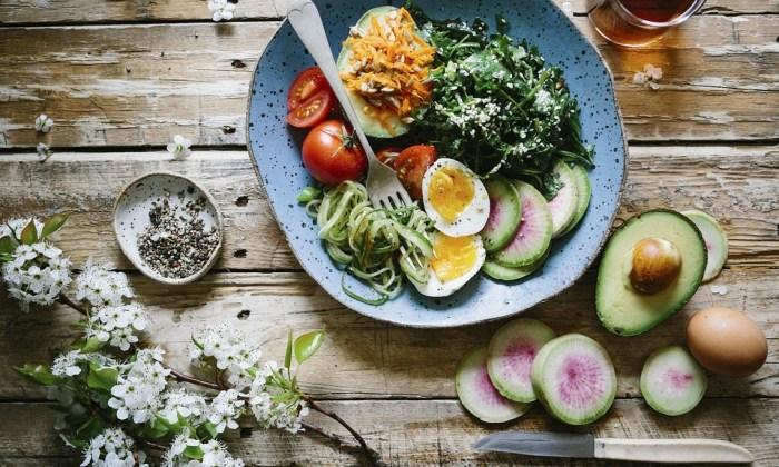 Abnehmen bei richtiger Ernährung ein Menü für 5 Tage