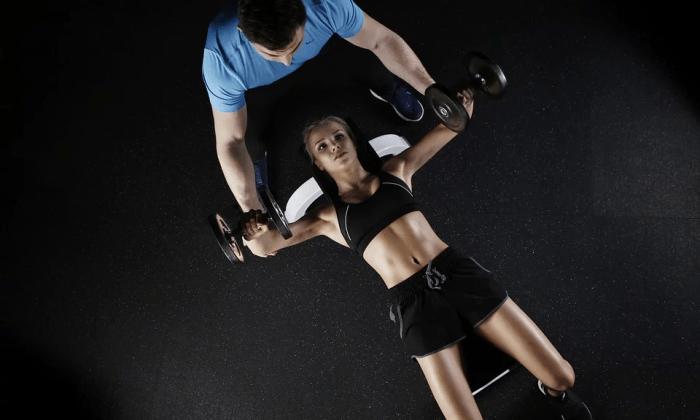 Muskelaufbau & Ernährung