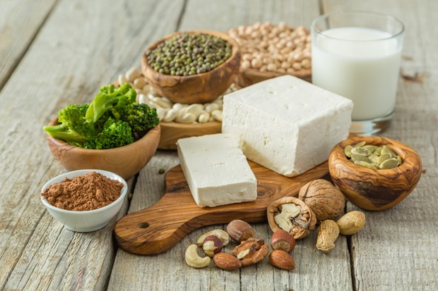 dietas vegana e vegetariana