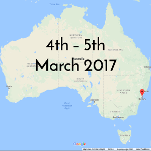 Sydney on the map - Vital Child Education Seminar