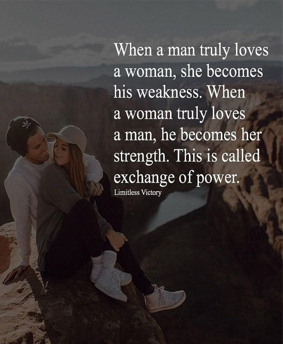 When A Man Truly Loves A Woman Quotes : truly, loves, woman, quotes, Quotes, VitalCute