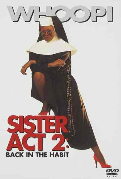Sister Act 2: Back in the Habit(1993)dvd