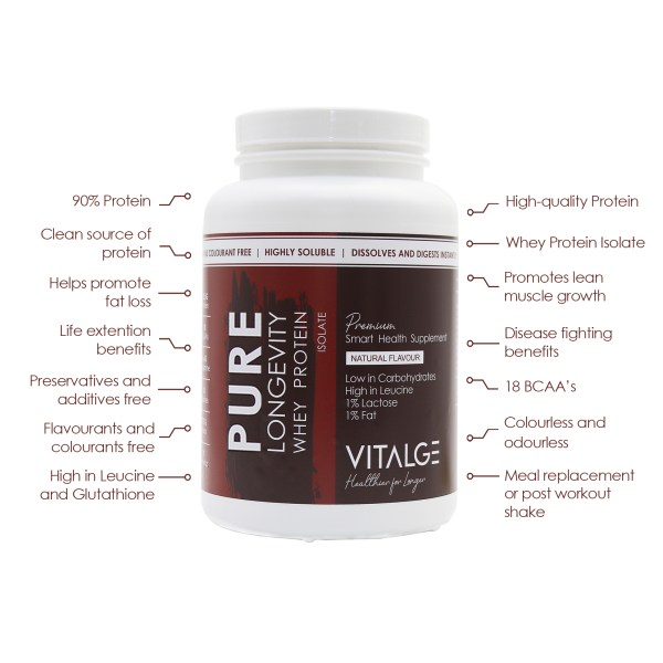 Whey Protein Product Image benefits