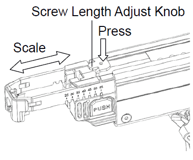 Collated Screw Gun: Operational Manual