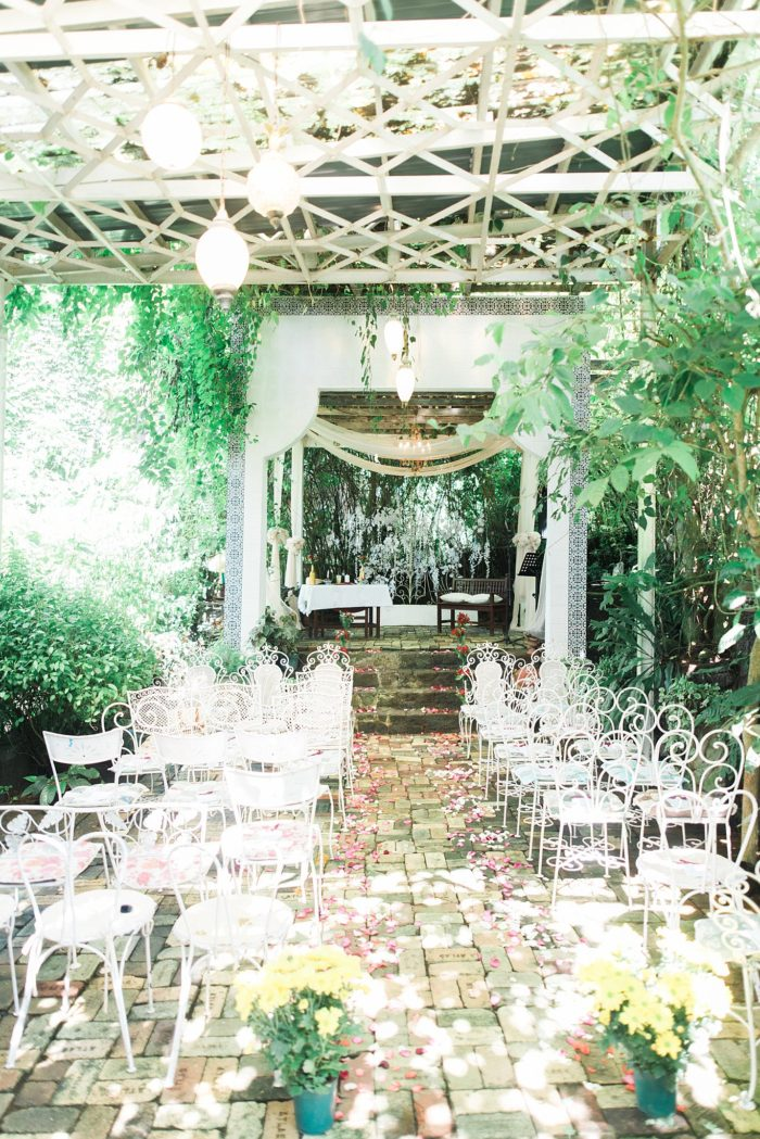 rustic wedding at Marcia Adams' Restaurant Tagaytay