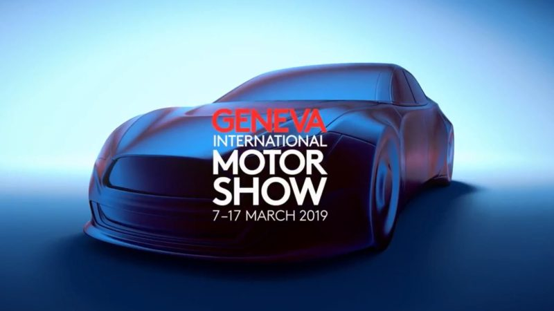 Geneva International Motor Show 2019