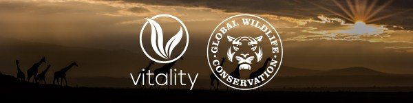Charitable Partnership with Global Wildlife Conservation