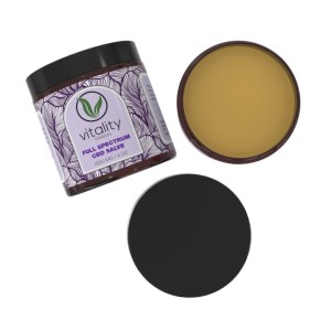 Vitality CBD Salves| Full-Spectrum CBD Salve Buffalo NY CBD
