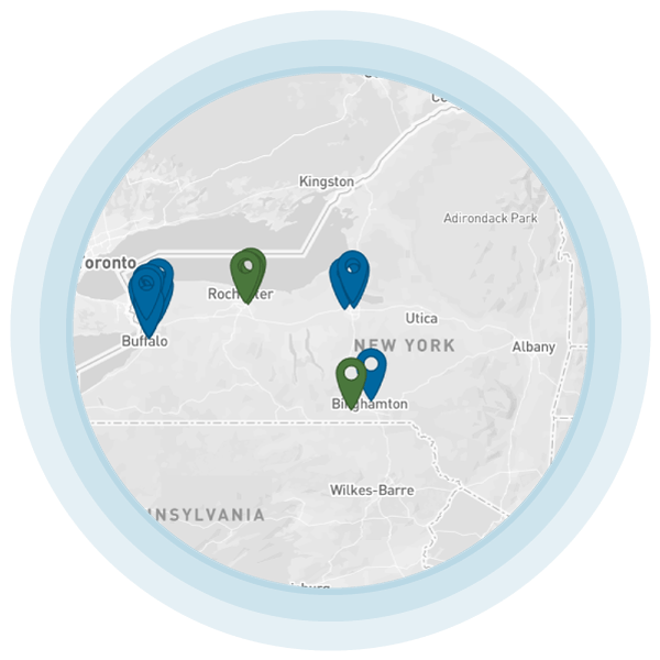 Vitality CBD locations for CBD in Buffalo and Western NY