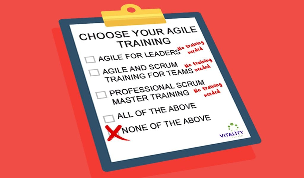 Yes You Really Do Need to Invest in Agile Training – Here is Why
