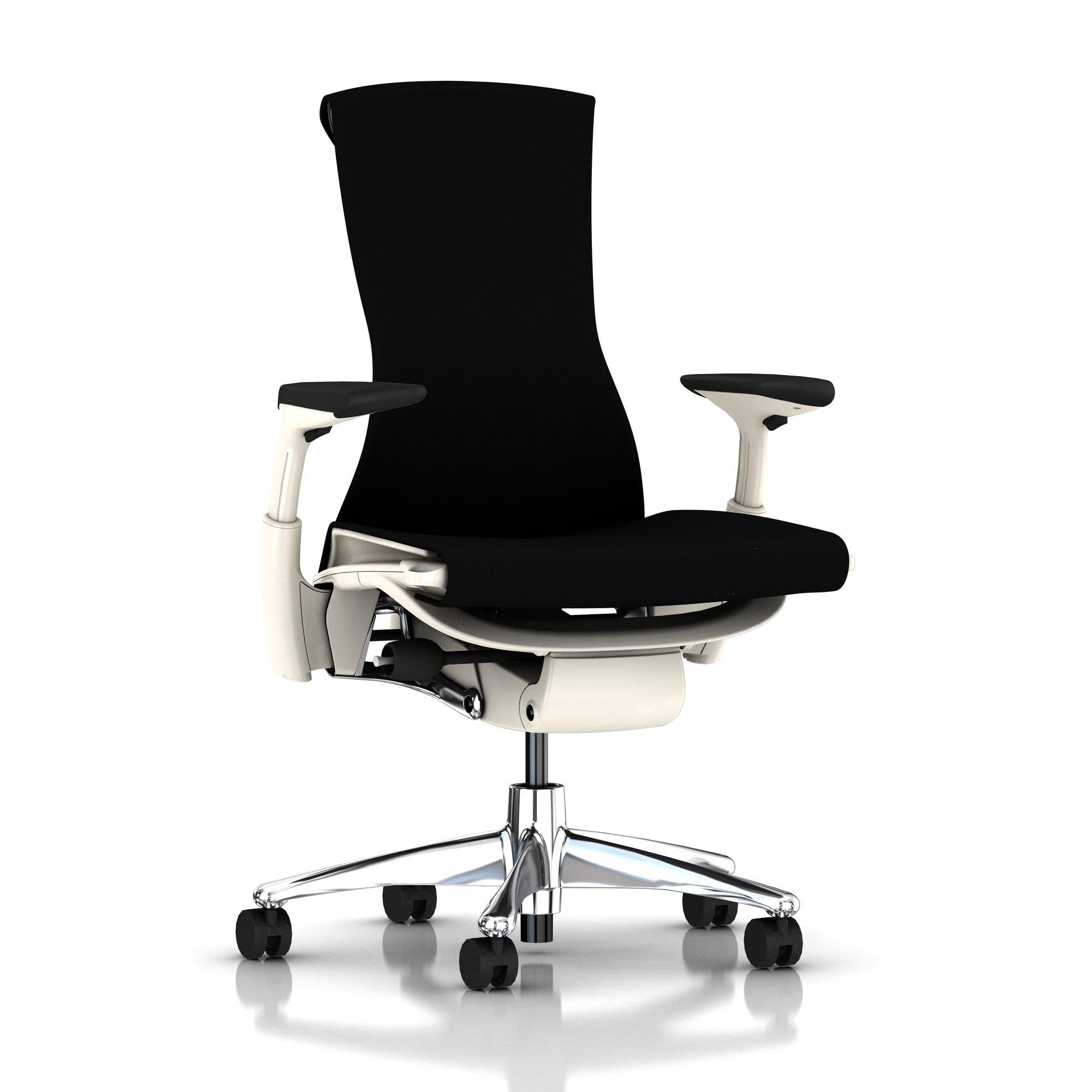 desk chair herman miller stress less chairs embody colors home office task