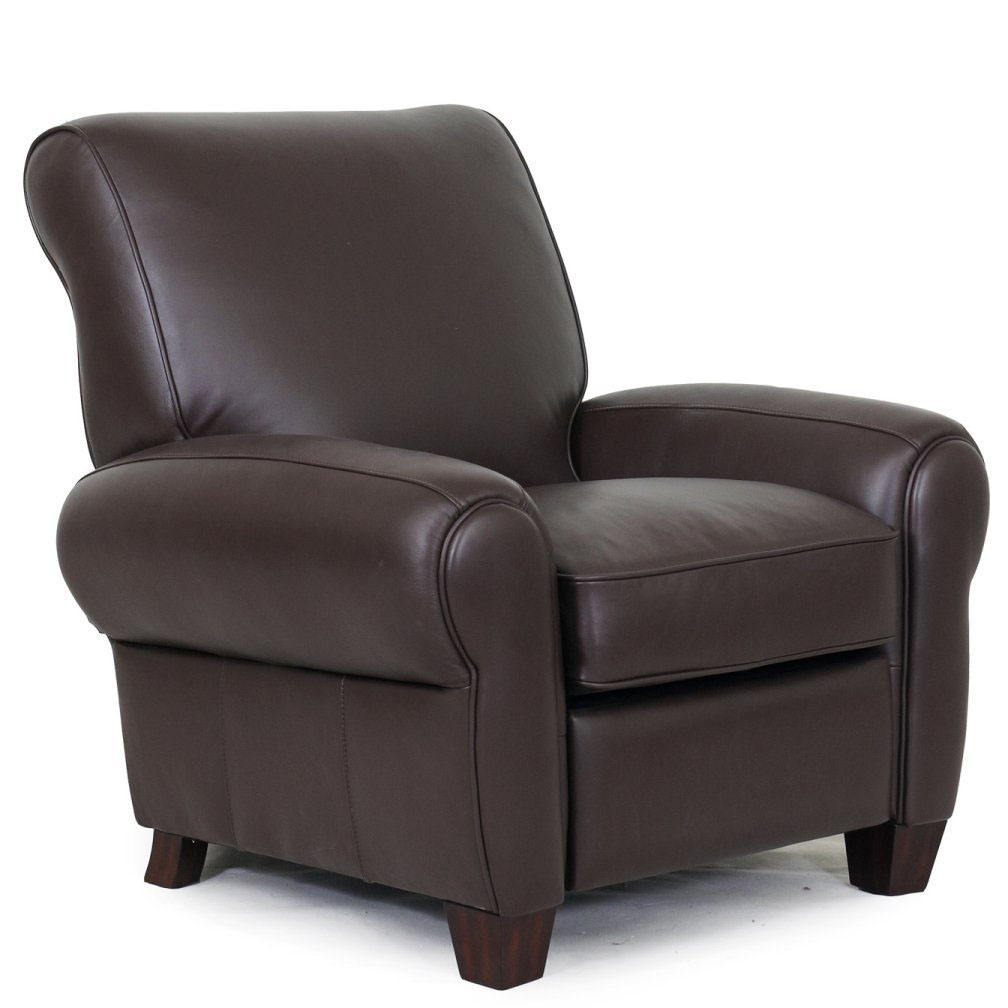 Barcalounger Lectern II Recliner Chair  Leather Recliner