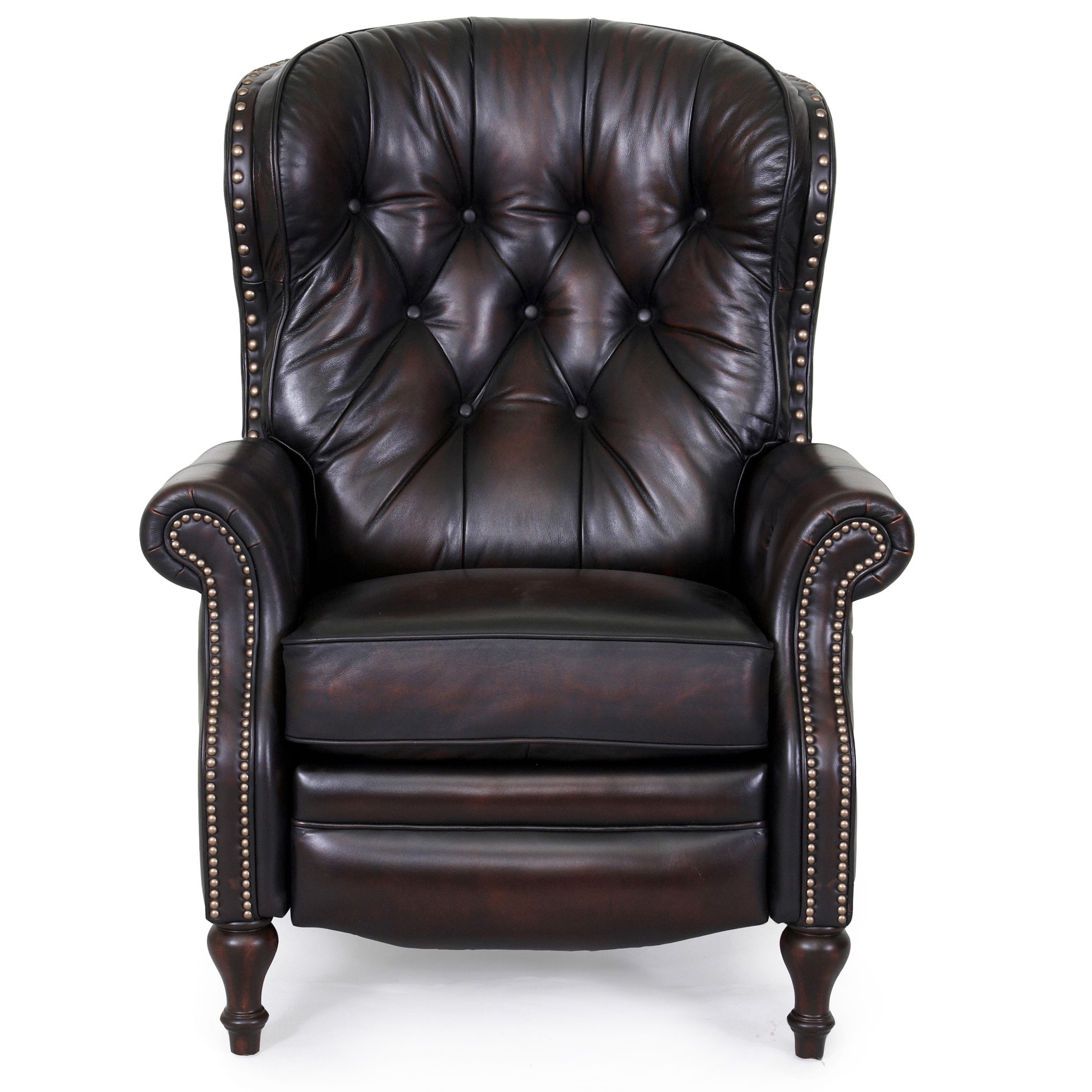 Leather Recliner Chairs Barcalounger Kendall Ii Recliner Chair Leather Recliner