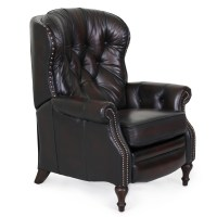 Barcalounger Kendall II Recliner Chair - Leather Recliner ...