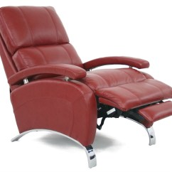 Leather Recliner Chairs Round Table With 5 Barcalounger Oracle Ii Chair