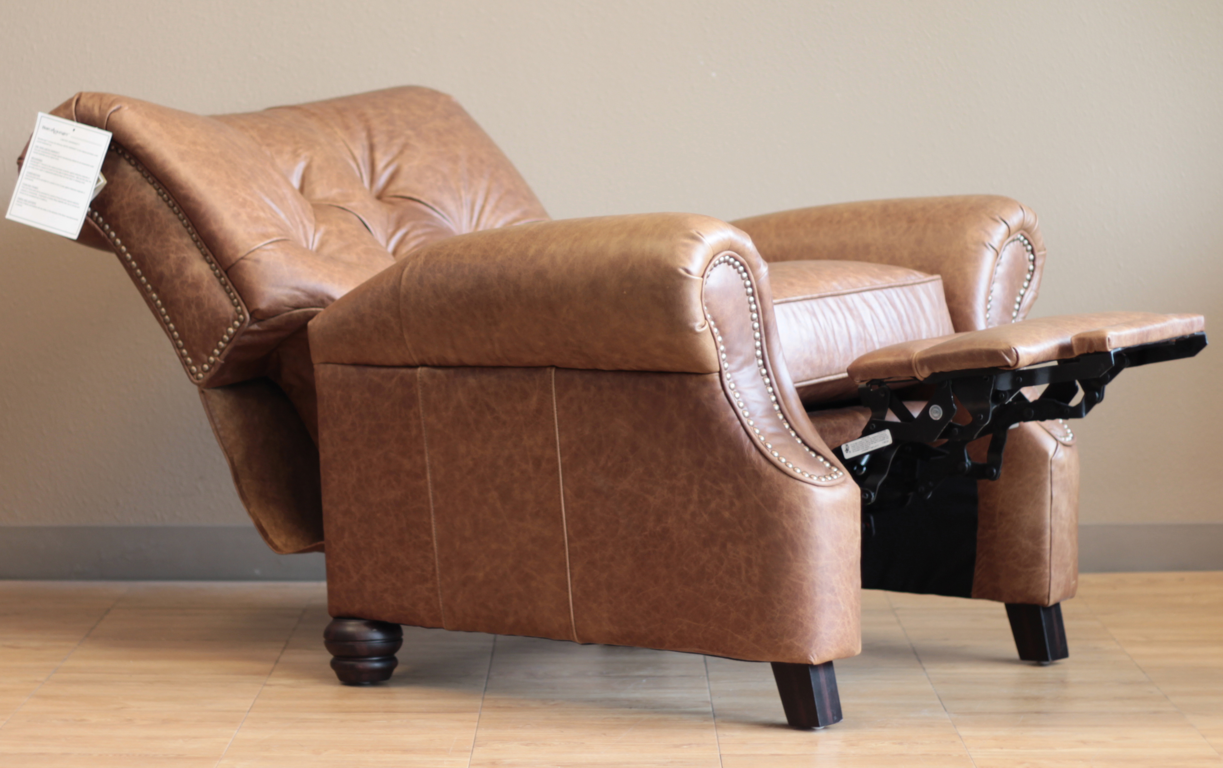 Leather Recliner Chairs Barcalounger Phoenix Ii Recliner Chair Leather Recliner