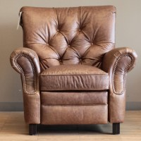 Barcalounger Phoenix II Recliner Chair - Leather Recliner ...