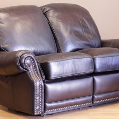 Sofa With Chair Waverly Norfolk Rose Slipcover Barcalounger Premier Ii Leather 2 Seat Loveseat