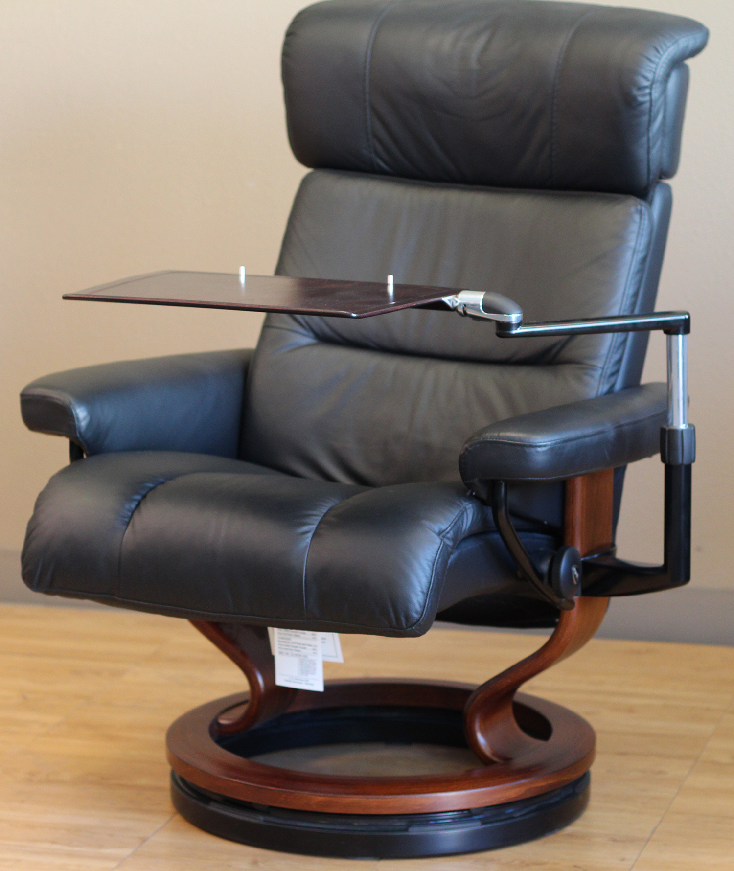 swing chair office build a bear recall stressless personal computer table from ekornes