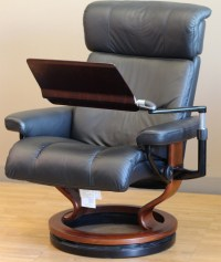 Stressless Recliner Personal Computer Laptop Table for ...