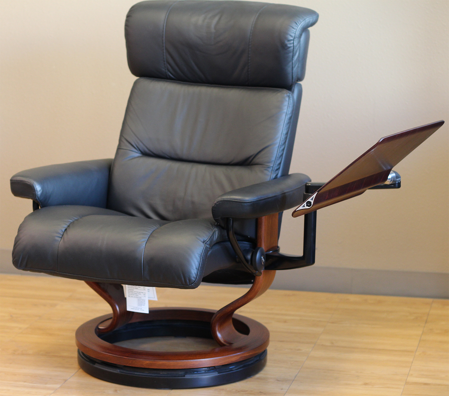 Recliner Computer Chair Stressless Personal Computer Table From Ekornes