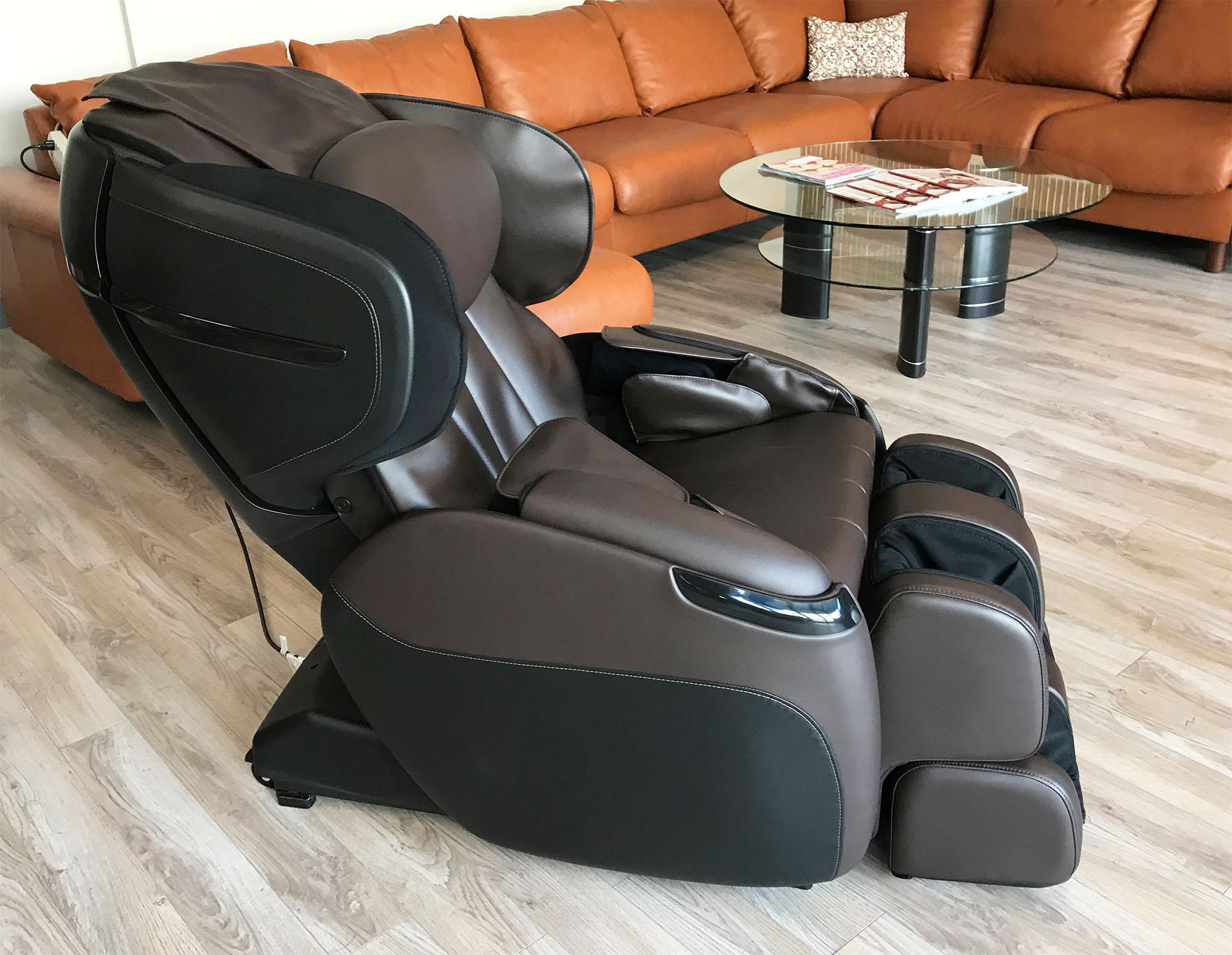 neutral posture chair parts rocker gaming uk espresso brown human touch opus 3d massage zero