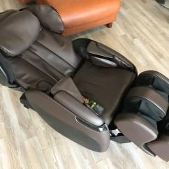 Neutral Posture Chair Parts Covers Wedding Au Espresso Brown Human Touch Opus 3d Massage Zero