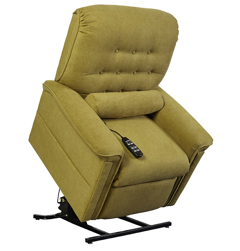 mega motion lift chair customer service back pillow for bed windermere hudson nm1550 electric power recliner by recline easy comfort