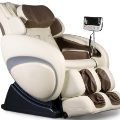 Zero Gravity Chair Recliner Aluminum Patio Osaki Os-4000t Executive Massage