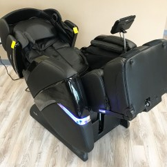 Osaki Os 3d Cyber Pro Massage Chair Lounge Towels Zero Gravity Recliner And