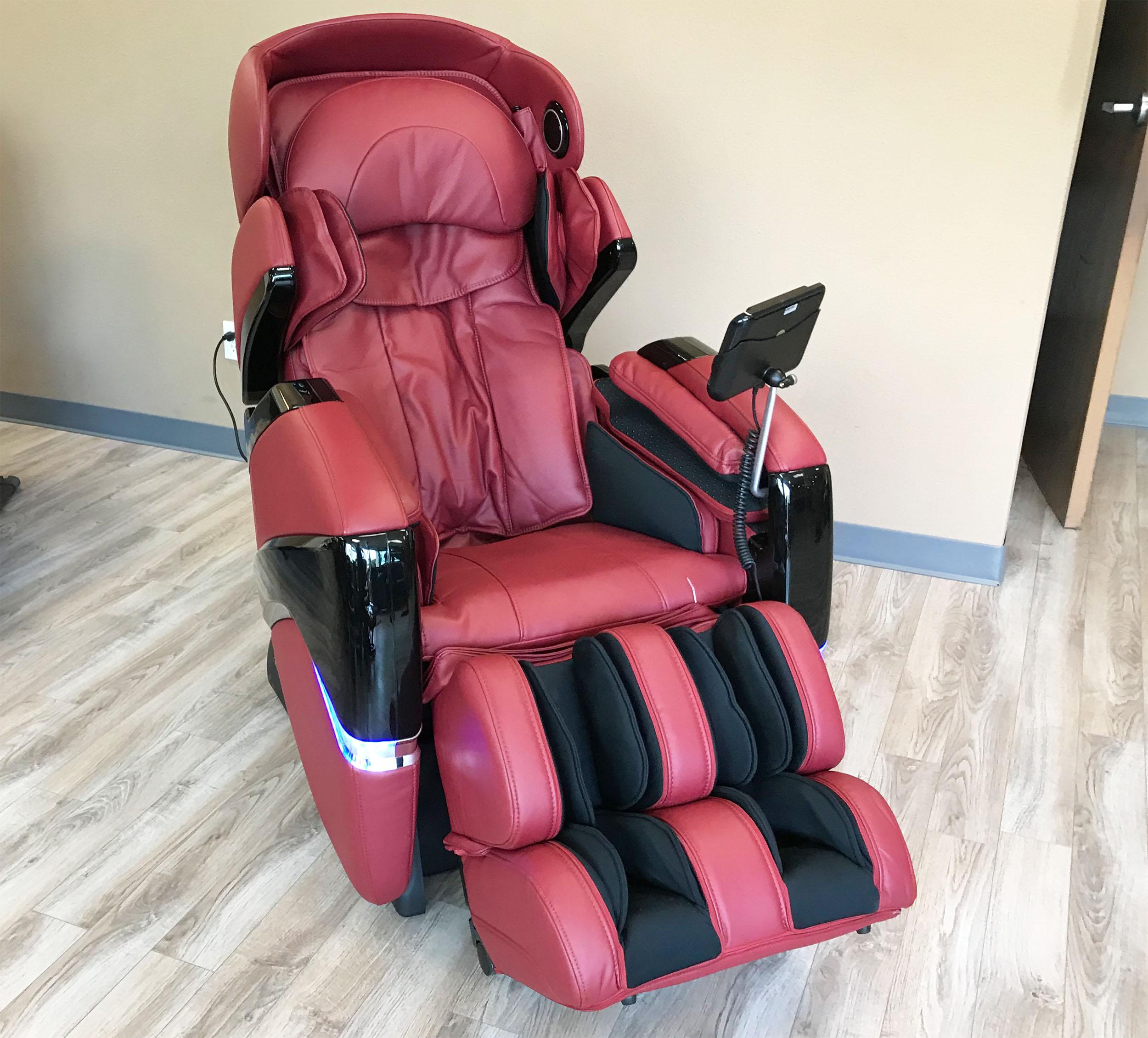osaka massage chair comfortable side chairs osaki zero gravity recliner and