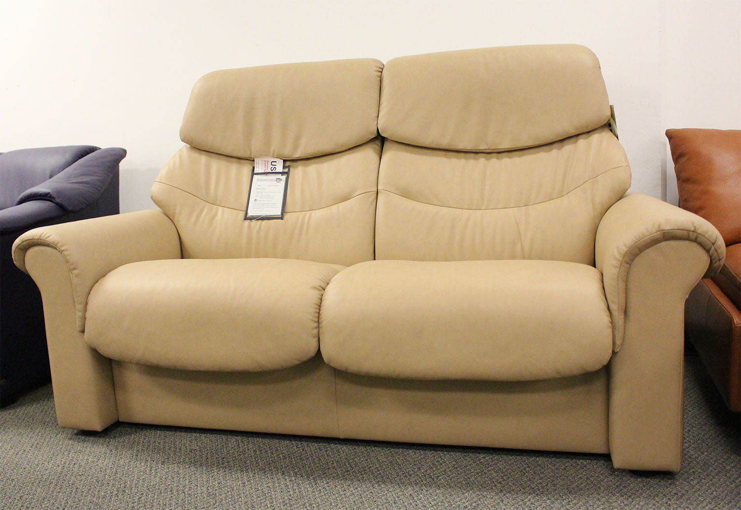 liberty sofa and motion loveseat pull out sleeper by wildon home ekornes stressless high back