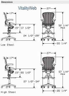 aeron chair sizes folding upgrade herman miller home office ergonomic chair.