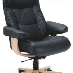 Ergonomic Chair Norway Special Needs Fjords 215 Muldal Soho Leather Office Scandinavian