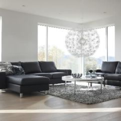Best Sectional Sofa Reclining With Chaise Lounge Ekornes Stressless E200 - Matching Back Cushion And Frame ...