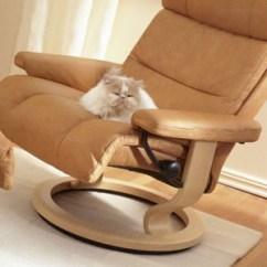 Ergonomic Recliner Chair Swivel Que Significa En Español Ekornes Stressless Memphis Savannah Lounger - ...