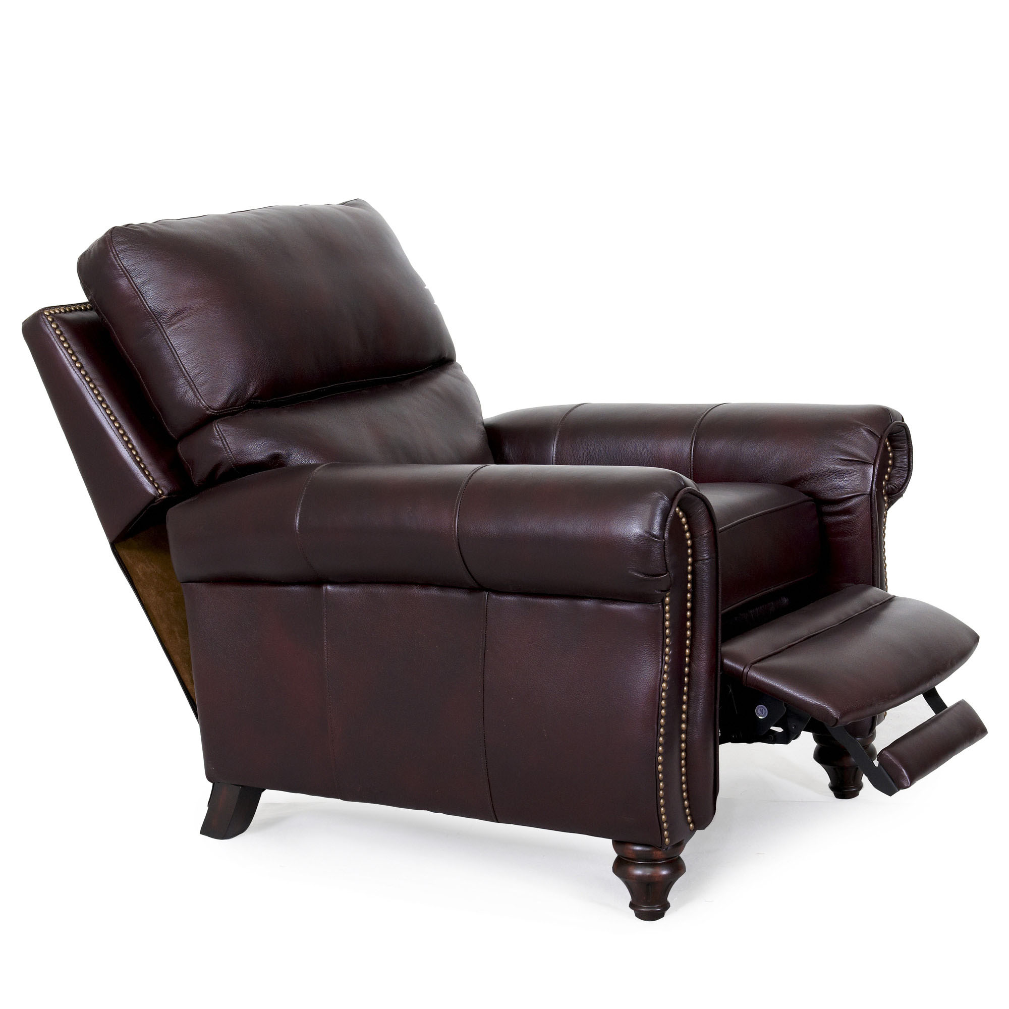 Leather Recliner Chairs Barcalounger Dalton Ii Recliner Chair Leather Recliner