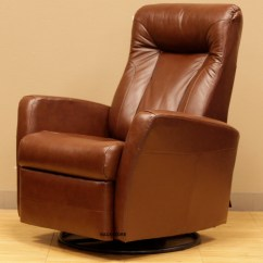 Glider Recliner Chair British Mobility Chairs Barcalounger Grissom Ii Swing Brown