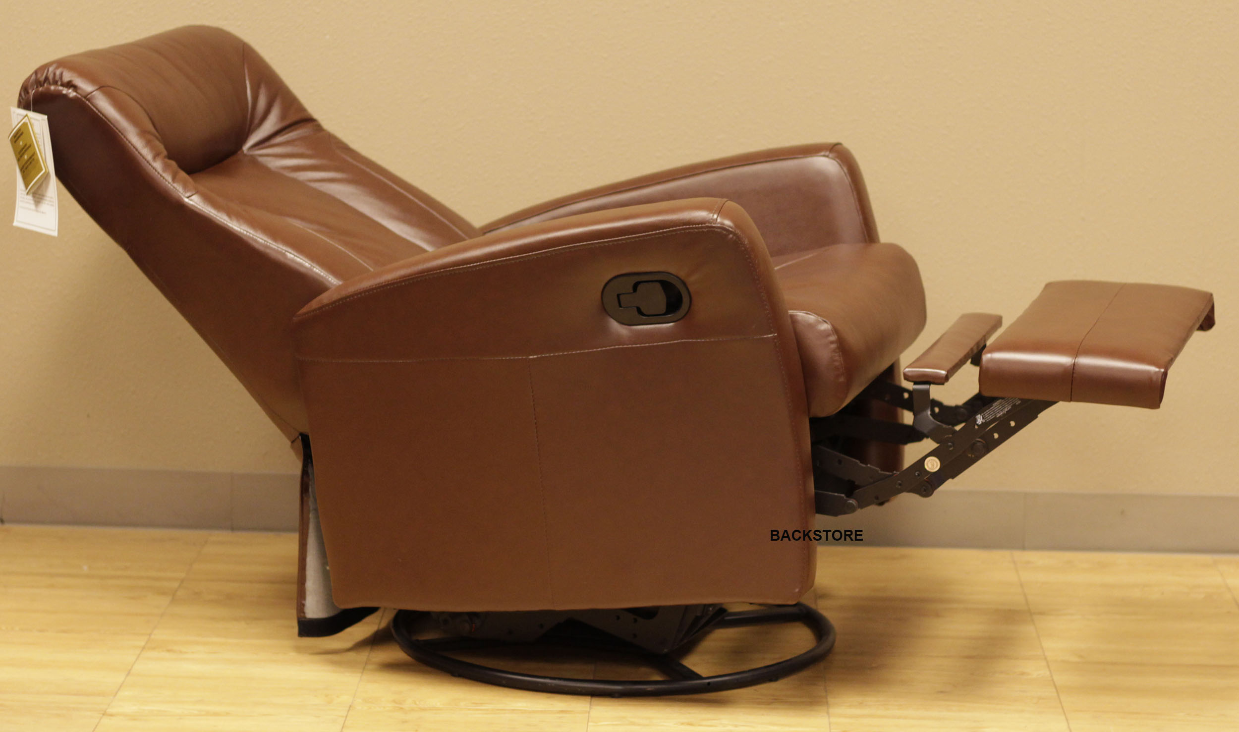 Recliner Rocking Chair Barcalounger Grissom Ii Swing Glider Recliner Chair Brown