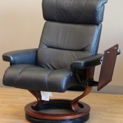 Ekornes Chair Accessories Windsor Bow Back Chairs Stressless Recliner And Ottoman Elevator Rings