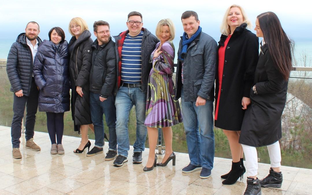 В Одессе завершился обучающий проект «Организационная гештальт-терапия и гештальт-коучинг»